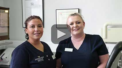 Video of Dental Hygienists at Pembroke Dental Ballsbridge